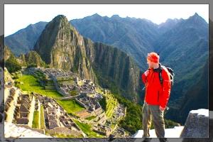 Machu Picchu, Walter Rhein
