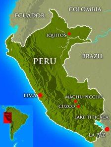 Peru, Lime, Walter Rhein