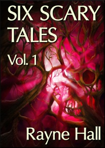 SIX SCARY TALES VOL. 1 cover 28Mar13