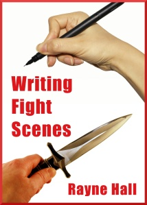 Writing Fight Scenes cover Jan 2012