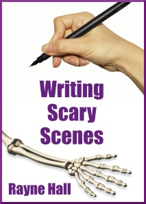WRITING SCARY SCENES COVER 07July2012