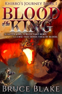 1.Blood of the King Front